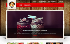 Pizzeria Free WordPress Theme