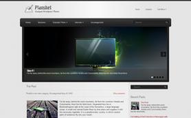 Planshet Free WordPress Theme