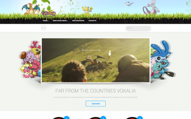 Pokemon Free WordPress Theme