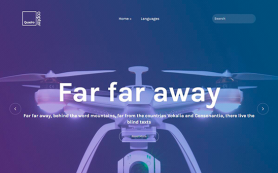 QuadroCopter Free WordPress Theme