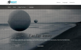 Recht Free WordPress Theme