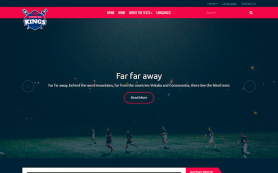 Rings Free WordPress Theme
