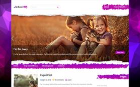 SchoolBoy Free WordPress Theme