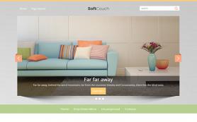 SoftCouch Free WordPress Theme