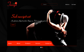 Tango Free WordPress Theme