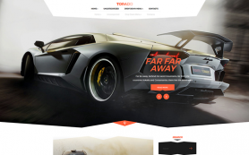 Torado Free WordPress Theme