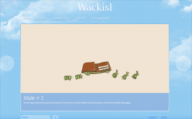 Wackisl Free WordPress Theme