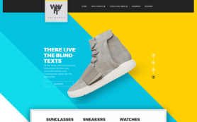 WayIt Free WordPress Theme