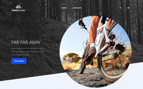 WheelSpoke Free WordPress Theme