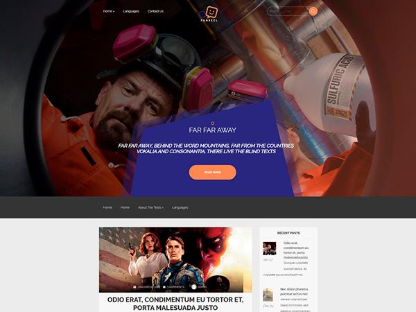 WithFun Free WordPress Theme