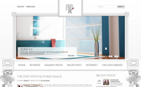 YourInterior Free WordPress Theme