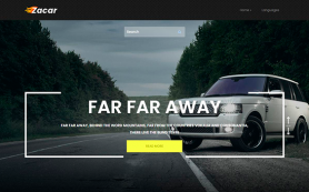Zacar Free WordPress Theme